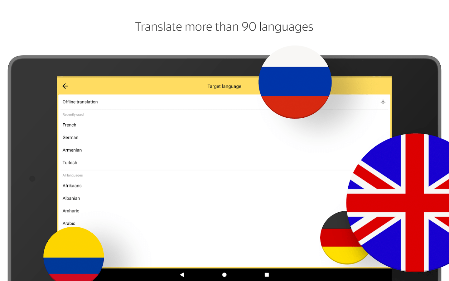 Google Translate 5.13.0.RC07.16 For Android Free Download