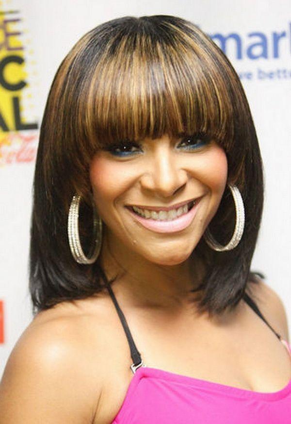 Super 1000 Images About Bobs On Pinterest Black Women Keri Hilson Hairstyles For Women Draintrainus
