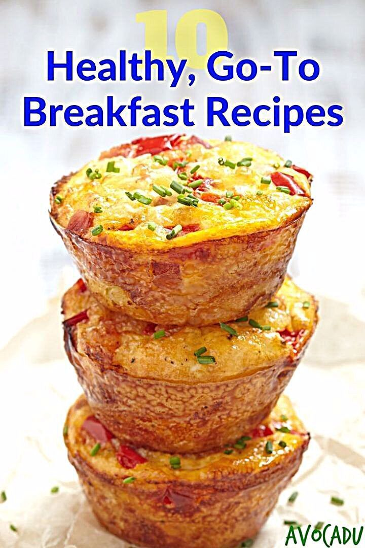 10 Healthy Go-To Breakfast Recipes | Clean Eating Recipes | Healthy Recipes for Weight Loss | Avocadu.com 10 Healthy Go-To Breakfast Recipes - 10 Healthy Go-To Breakfast Recipes | Clean Eating Recipes | Healthy Recipes for Weight Loss | Avocadu.com via @avocadulife #foodvideography #foodphotographer #foodies #travel #instafood #dinner #foodphotograph #photography #foodofinstagram #foodism #foodblogfeed #foodpic #foodlike #foodgasm #foodfotography