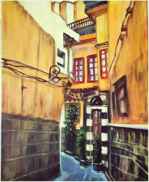 لا يعرف حلاوة الوصول إلى القمة إلا من ذاق مرارة الصعود فلا تهتم بمنزلتك الآن بل انظر إلى مكانتك في المستقبل Watercolor Art Art Inspiration Painting