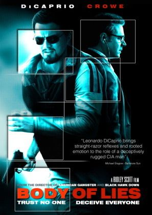 Image result for body of lies movie poster