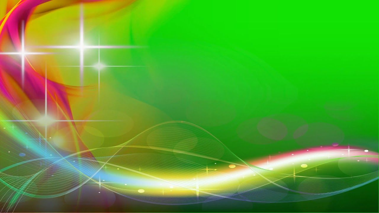 green screen effects free download{star and lighting effect} = (star