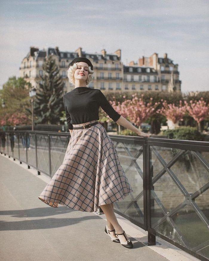 ▷ 1001+ images de la mode des années 50 – trouver les tendances à copier aujourdhui
