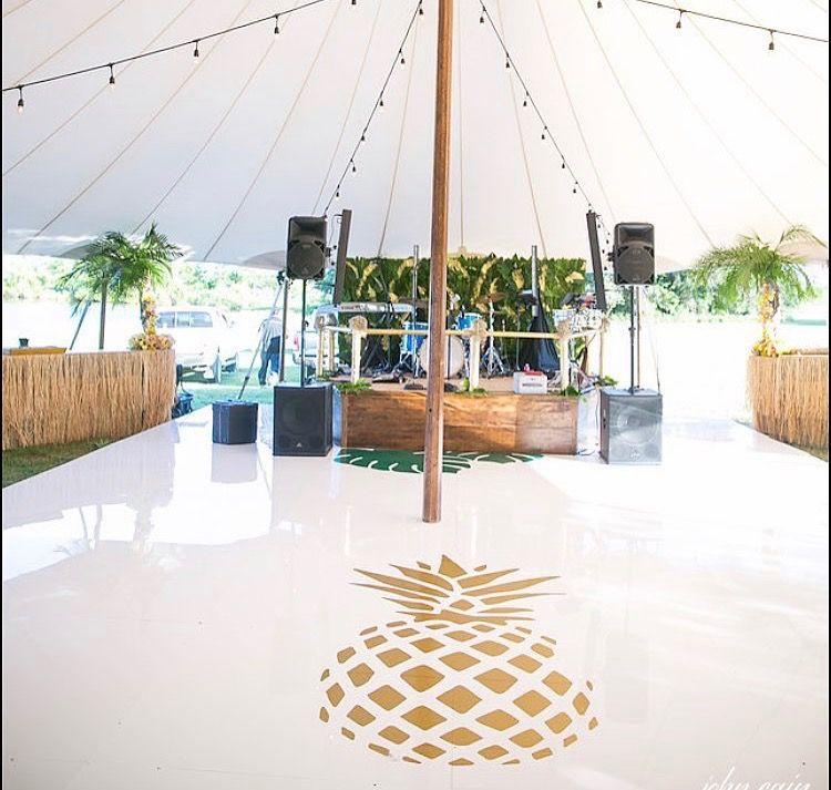 Hawaiian Wedding Reception Ideas: Pin By Elle Audrey New York On Hawaiian Luau