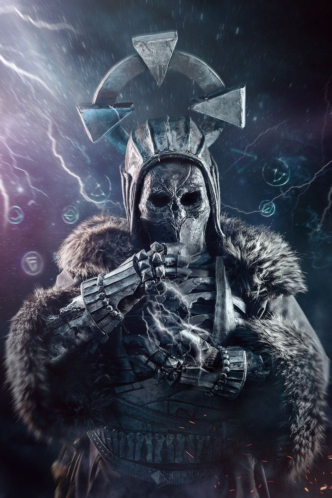 The witcher cosplay wild hunt general caranthir by - The witcher 3 caranthir ...