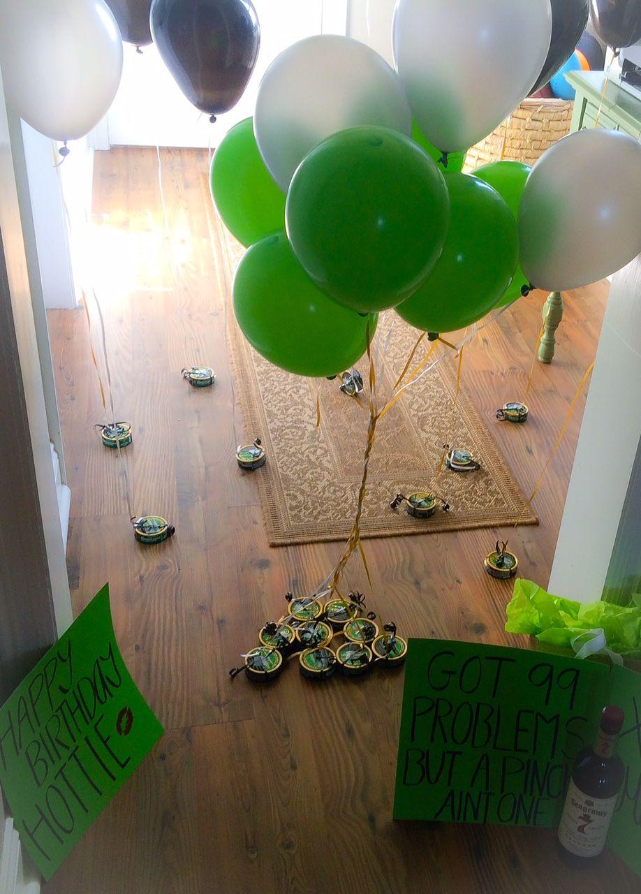 Copenhagen Dip Birthday Surprise | Anniversary | Pinterest