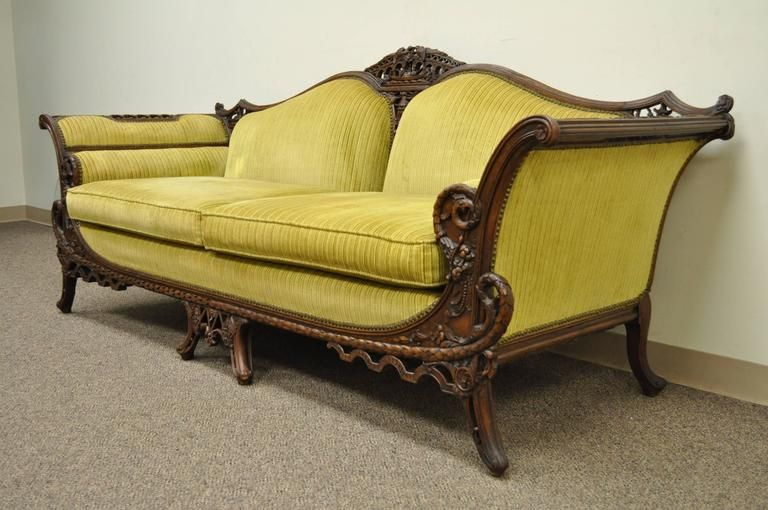 Marvelous 1930S Mahogany Chinese Chippendale Transitional Swan And Ncnpc Chair Design For Home Ncnpcorg
