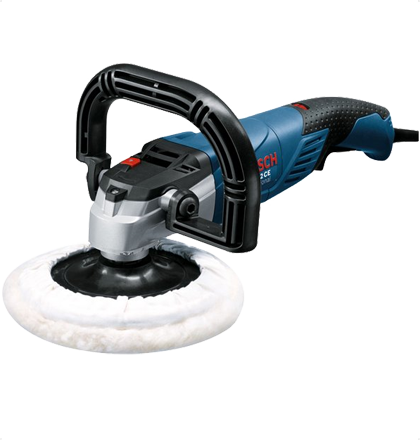 Bosch Gpo 12 Ce Polisher Ergonomic And Powerful For An Easy But Yet Brilliant Polish Powerful Motor With A 1250 W Elec Bosch Automotive Repair Shop Bosch Tools