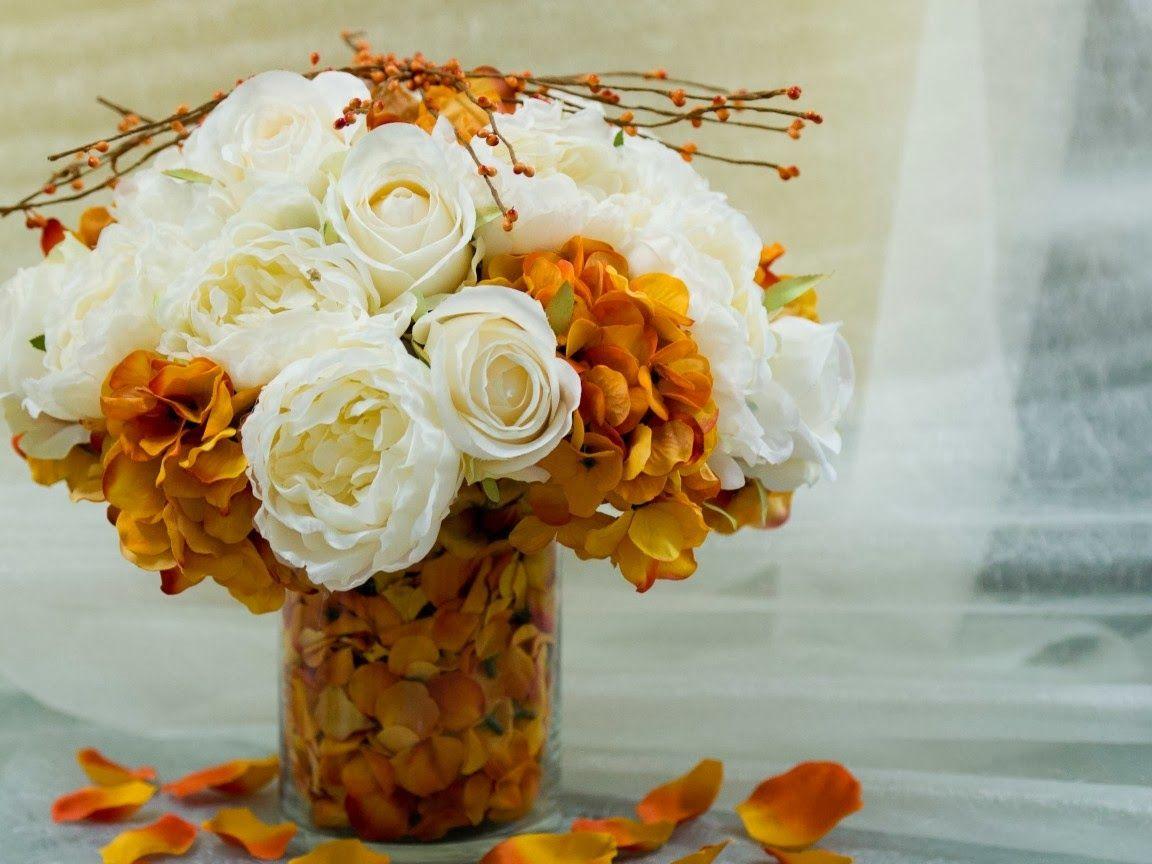 بوكيهات ورد لاعياد الميلاد اشكال بوكيهات ورد طبيعى Fall Flowers Flowers For You Flower Vases