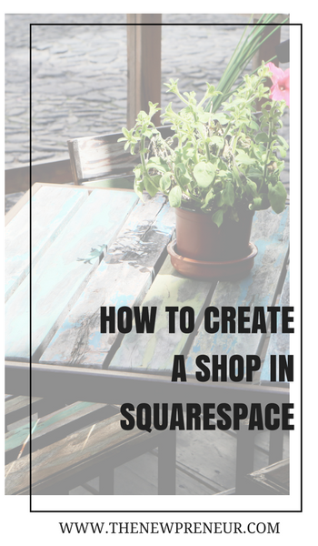 How to set up a shop in Squarespace?  I am a Squarespace fanatic. It is super simple and easy to use. Whether, you want to expand your blog and start selling products or start your own business, Squarespace is perfect to use.   In today's blog post, I will be talking about how to set up a shop in Squarespace.
