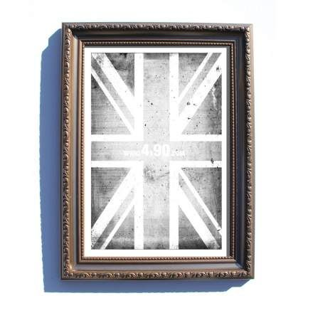 6060 GUNMETAL PICTURE FRAME 33MM - Trade prices,Next Day Delivery,Bulk Discount