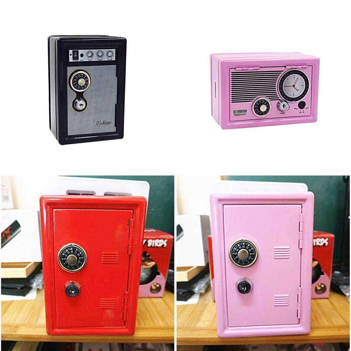 3f4e3a044a59 Details about CHILDREN'S MONEY BOX PIGGY BANK COMBINATION LOCK CASH ...