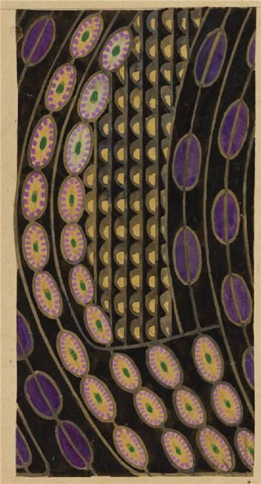 Textile Design by Mackintosh #textiledesign