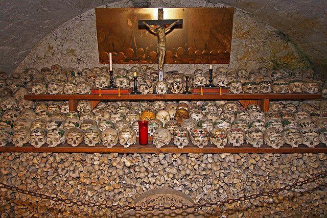 Charnel House Hallstatt Hallstatt Cemeteries The Places Youll Go