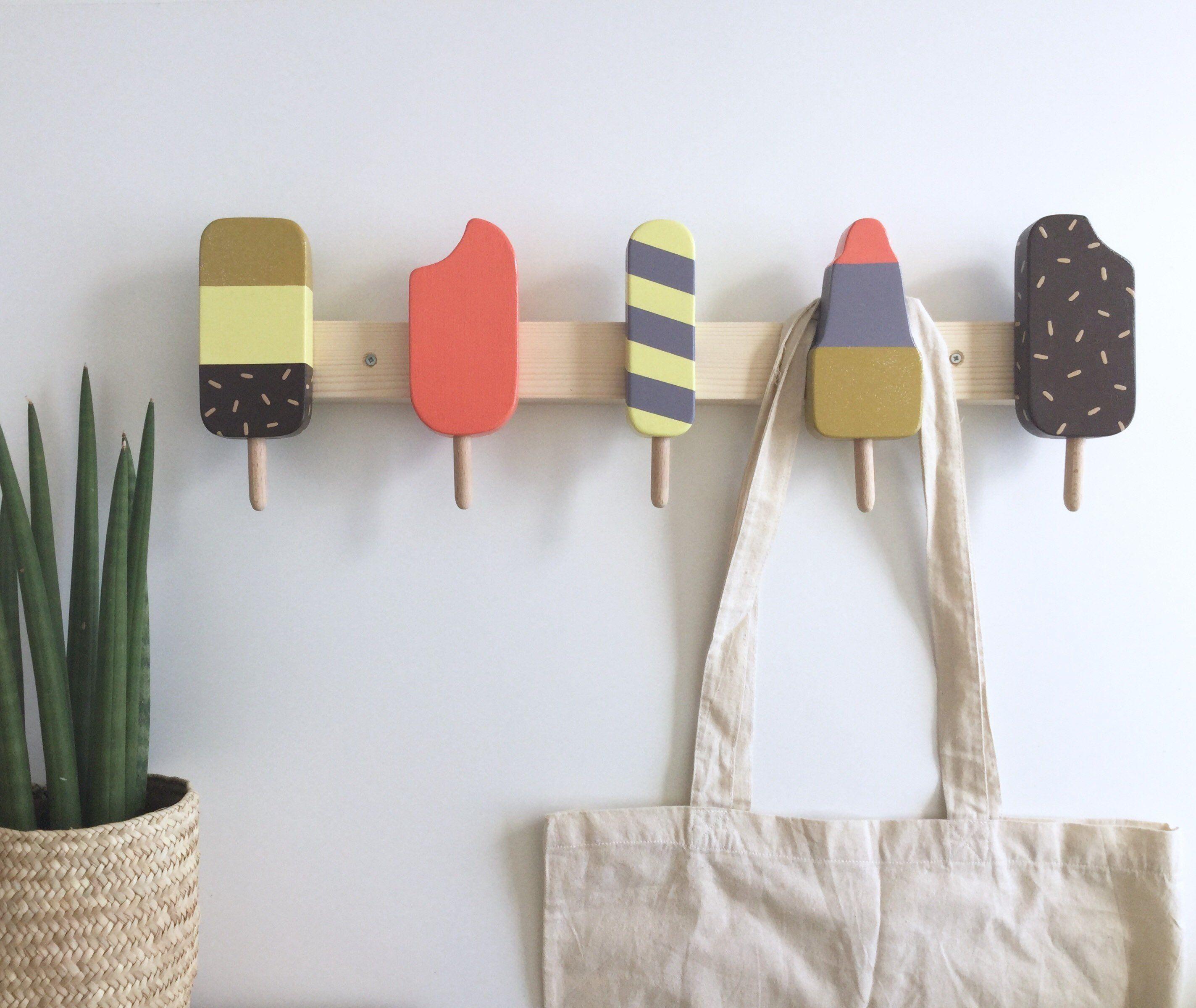 Garderobe Eis Kind Garderobe Tur Mantel Holz Holz Hutte