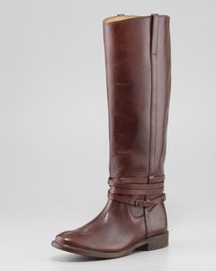 Frye - Shirley Riding Plate Boot | Hukkster