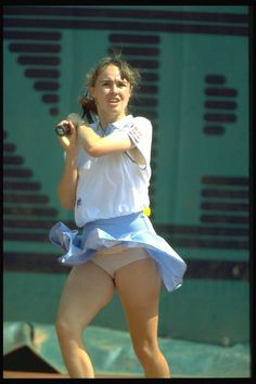 Sexy girls tennis action shots photos 290