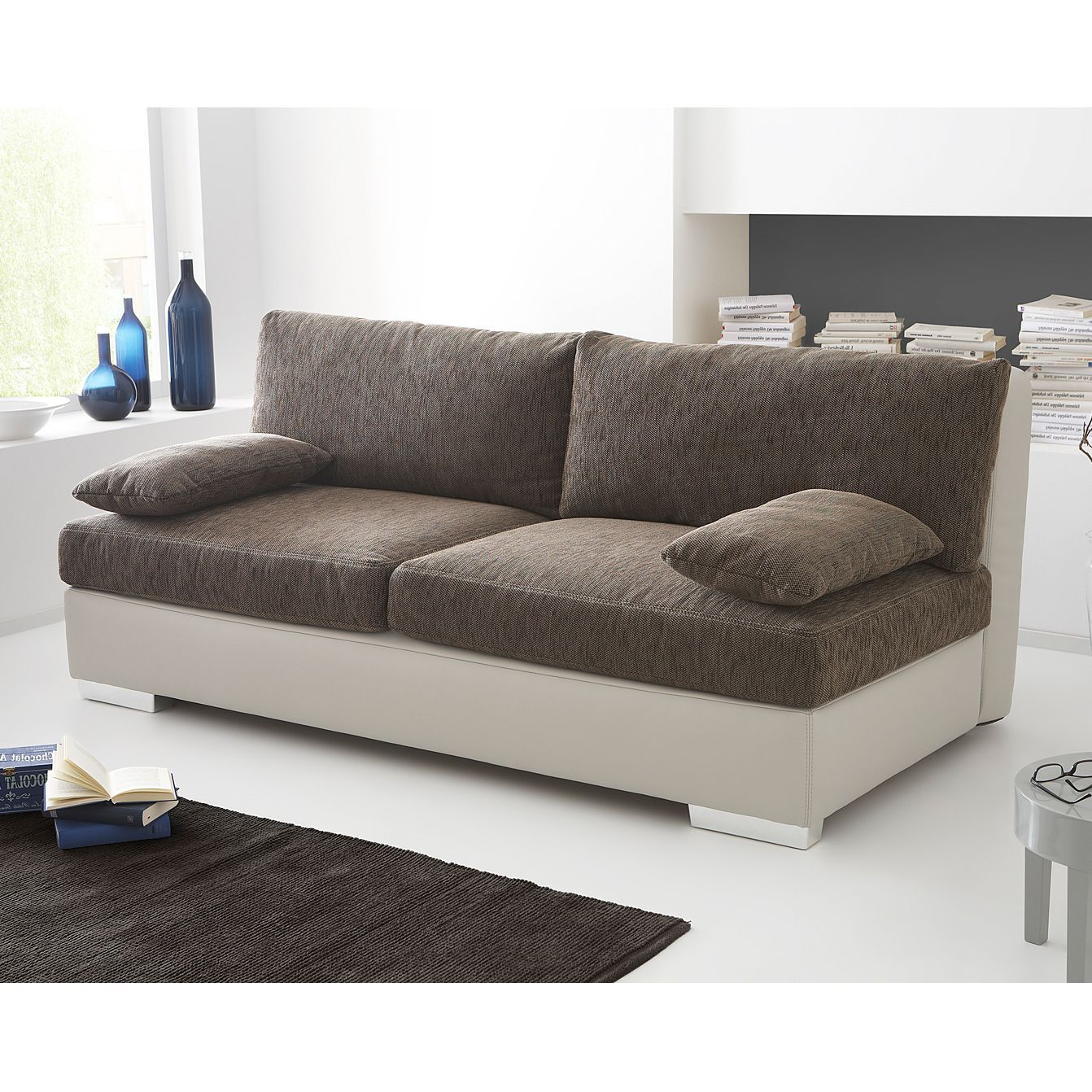 Boxspring Schlafsofa Luvia In 2019 Products Sofa
