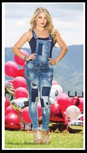 fc8b32330 ropa mujer jogger overol pantalon falda vestidos jean cat #3 | MODA ...