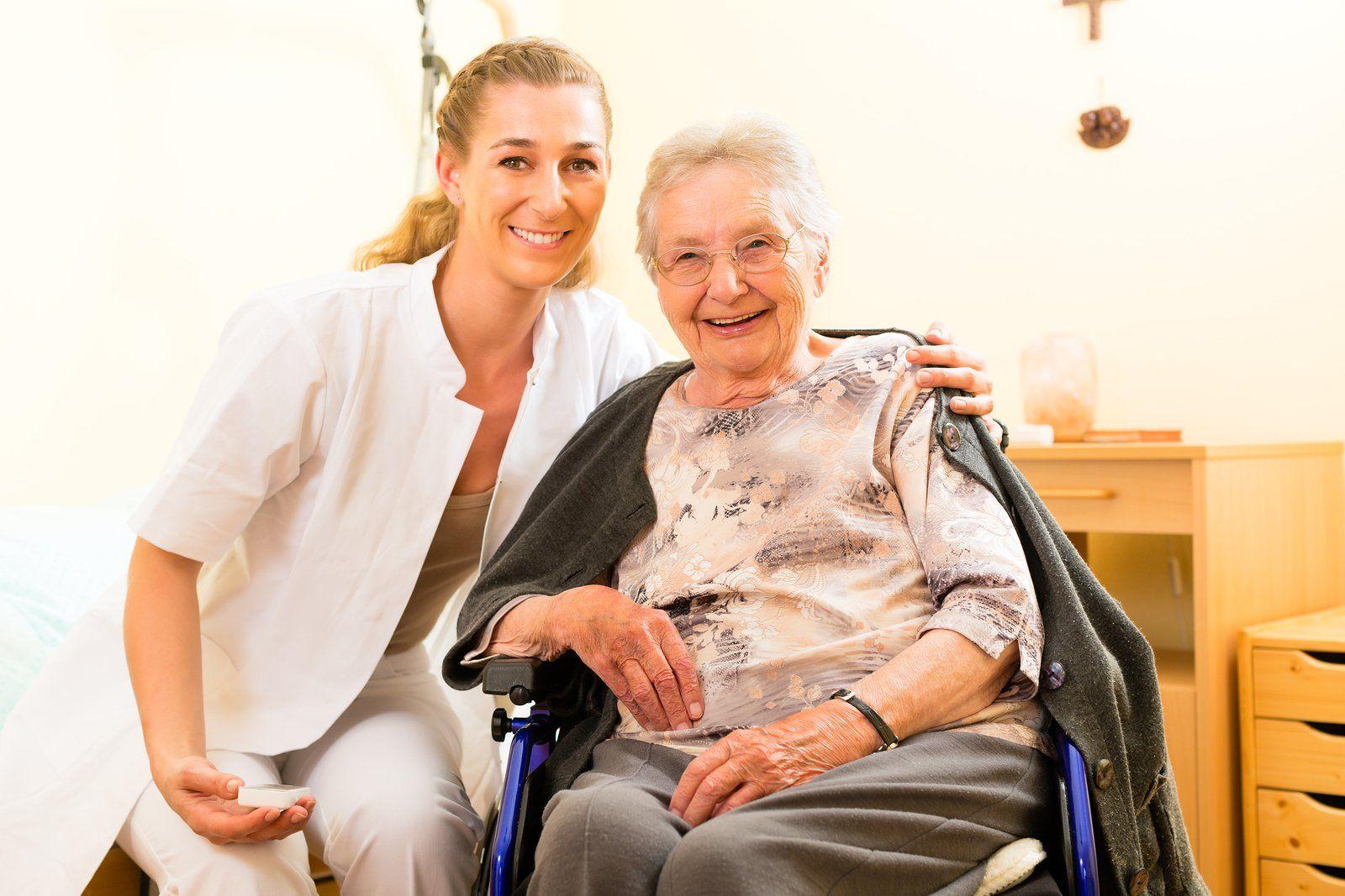 CNAs provide basic patient care services under the