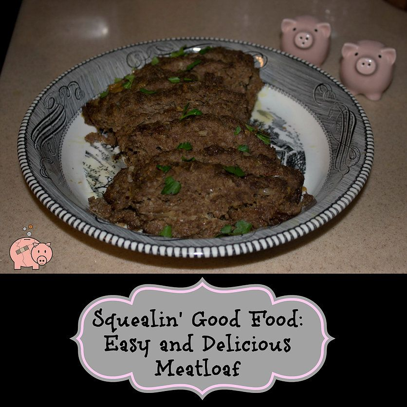 Squealin good food easy and delicious meatloaf piggy banks squealin good food easy and delicious meatloaf forumfinder Choice Image