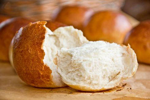 Ddr Milchbrötchen Nach Bäcker Süpke Brot Und Brötchen Pinterest