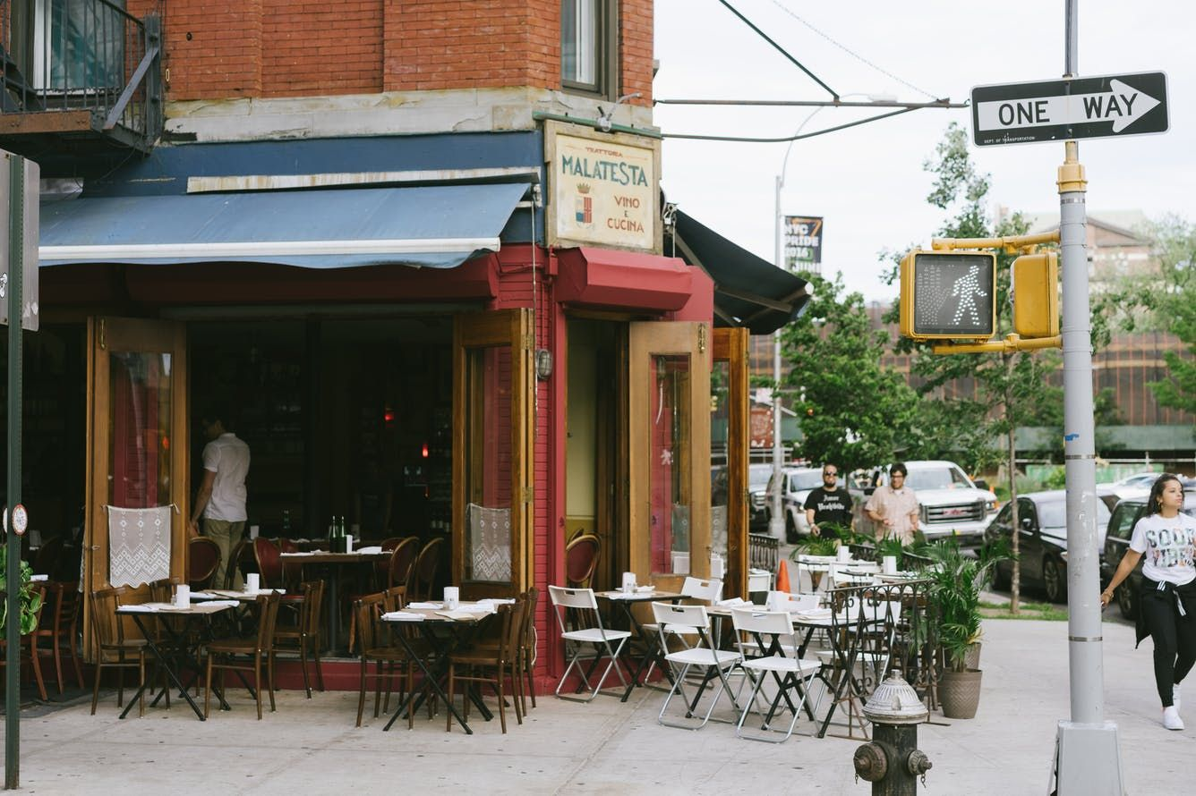 Malatesta Trattoria West Village New York With Images West