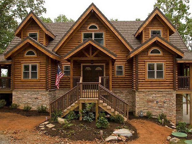 Blog Cabin Rustic Log Cabins A Luxury Lakeside Cabin