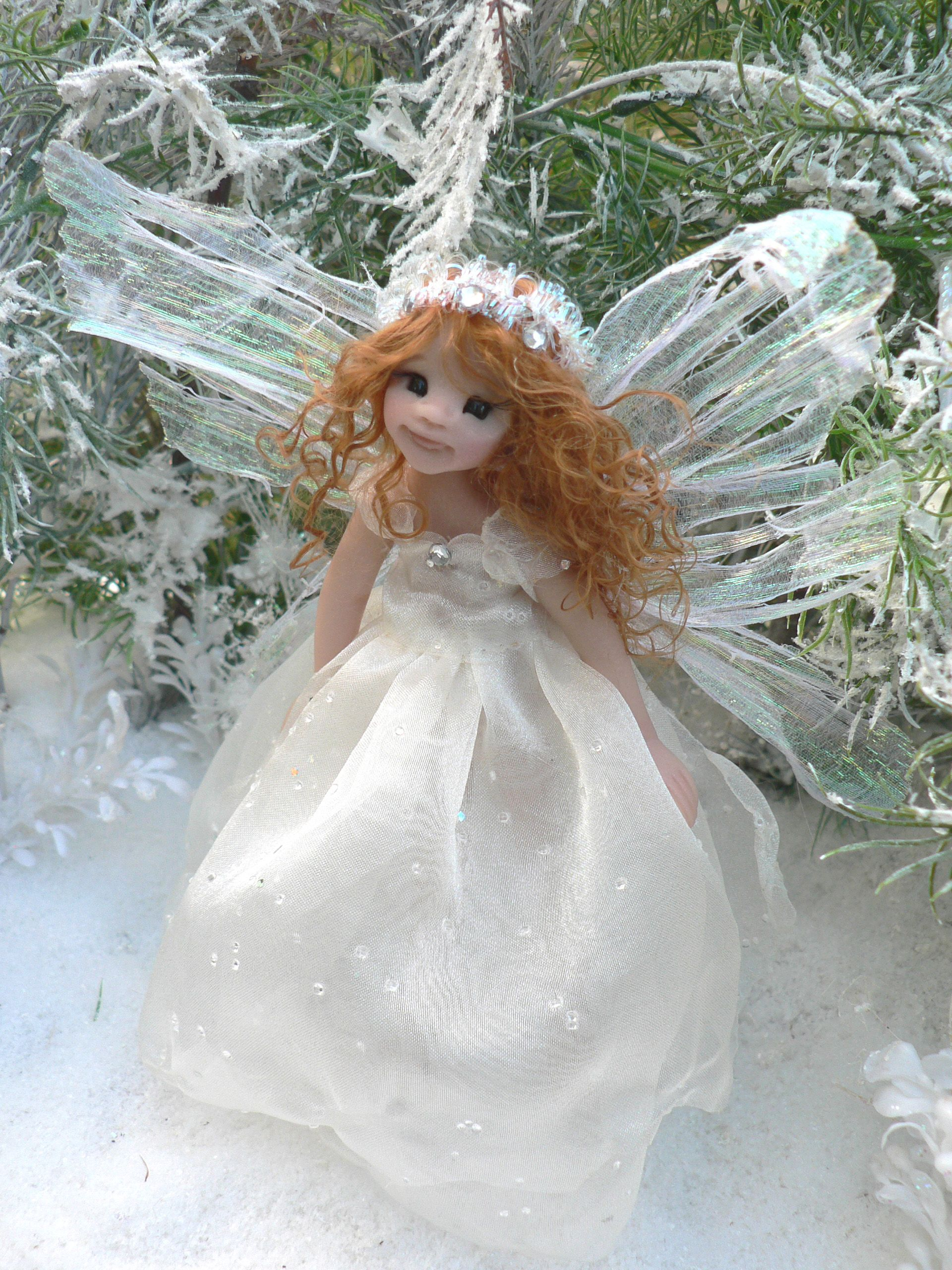 Snow Fairy | snow fairy click on image to view larger pictures this sad snow fairy ...