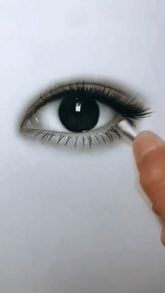 Easy eye drawing tutorial. - #draw #sketch #drawing #artwork #drawings #sketchbook #scketch #illustration #instaart #drawthisinyourstyle #pencildrawing #sketching #quicksketch #eyedrawing #eyesdrawing #eyeart #draweye #eyesketching #eyestudy #graphitepencil #drawingart #art_realistic #charcoalart #eyedraw #penciltechnique #eyesketch #colordrawing