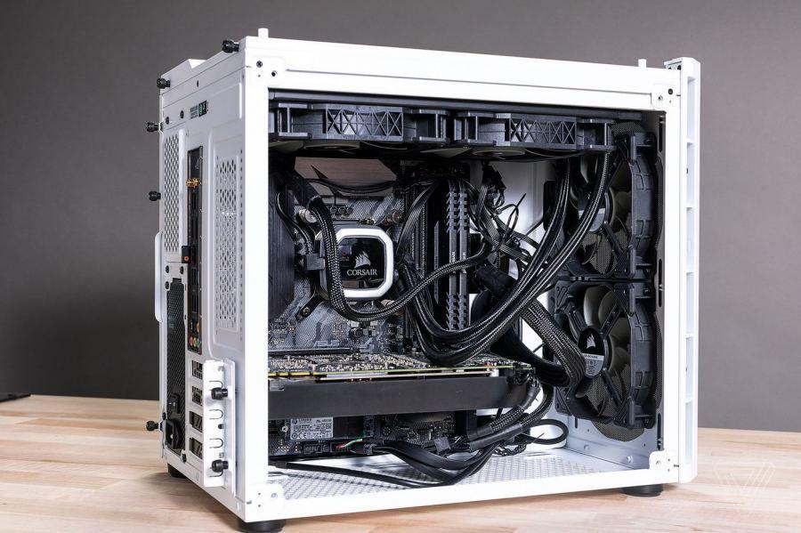 مكونات الكمبيوتر و اجزاء الكمبيوتر وطريقة عملها Computer Build Gaming Pc Custom Pc