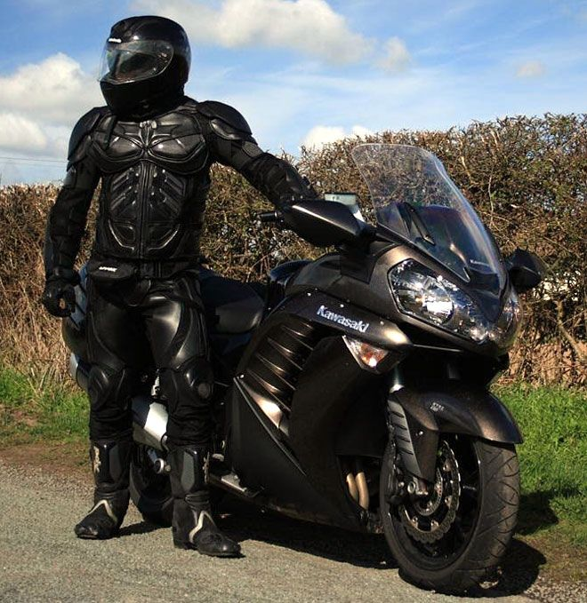 Dark Knight Motorcycle Suit Roars Back With Images Motorcycle
