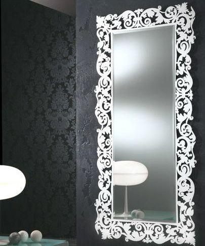Modern bathroom Wall Mirror | lazer kesim | Pinterest | Decorative ...