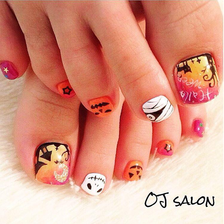 ☆OJ nail\u0026eyelash☆ 03,6277,4441 www.ojsalon.com nail