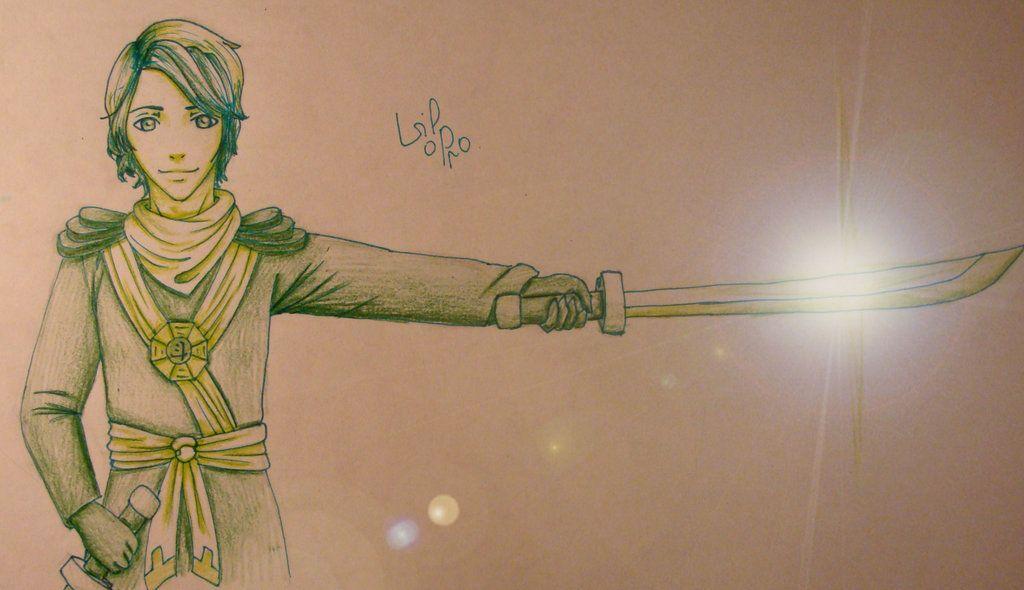 Green ninja by ViolPro.deviantart.com on @DeviantArt