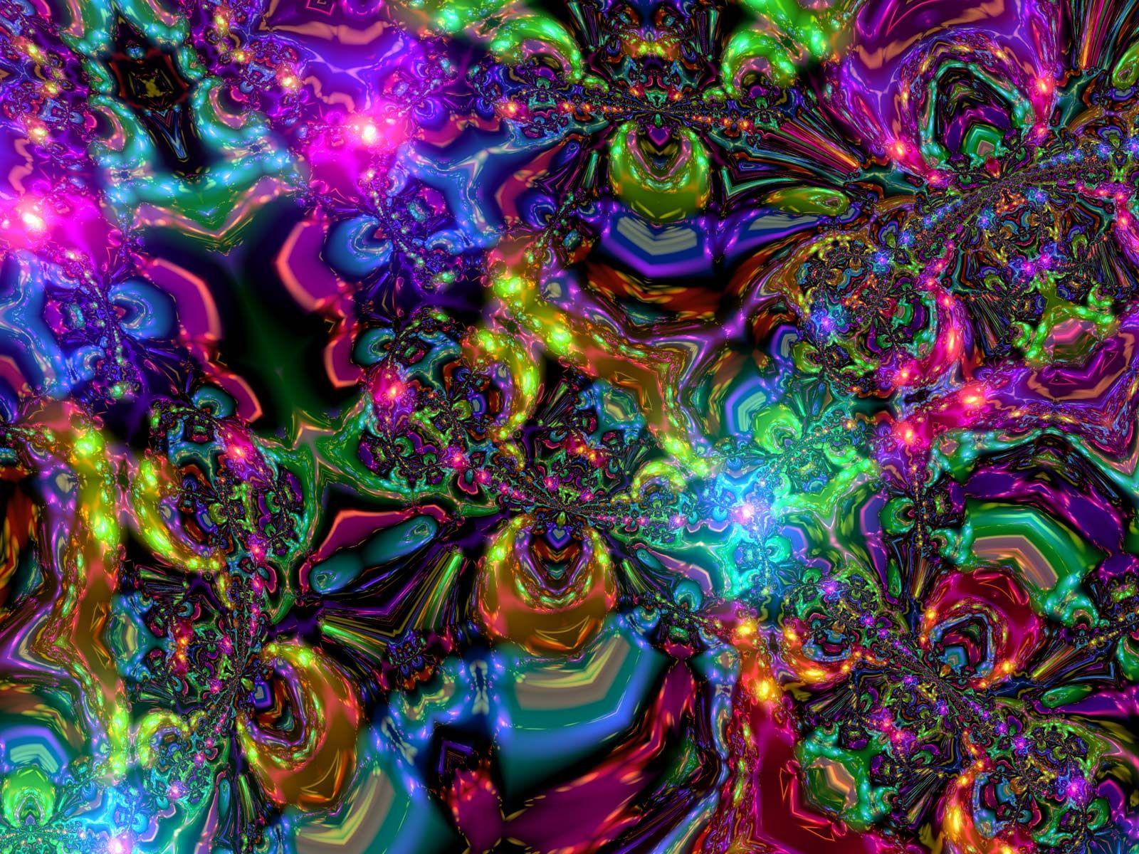 a83c5aae9d7a Trippy Fractal Art Magic