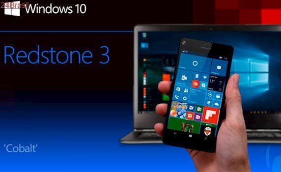 Microsoft anuncia que Windows 10 Redstone 3 também chega em 2017