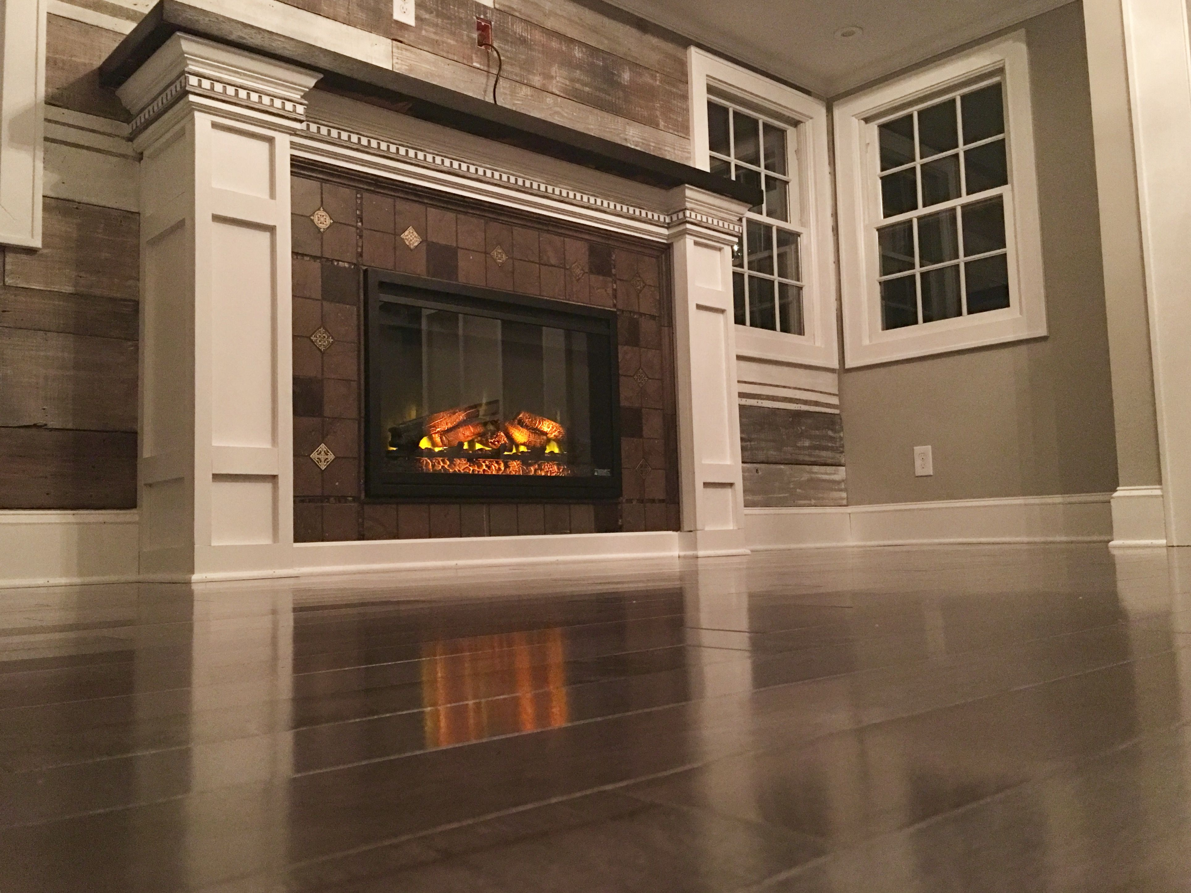 bw black free with inch lifestyle inches mantle shipping fireplace portablefireplace wash maxwell fireplaces grand electric res hi