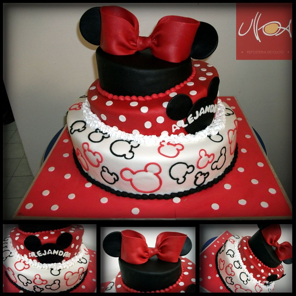 Cocina Minnie Mouse Pin De Elda Alvarado En Mickey Mouse Cakes And Minie Mouse