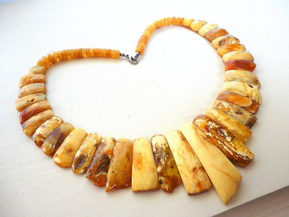 Get 25% Off this Vintage Genuine Amber Necklace by OurShabbyCottage on Etsy Coupon Code 5551212 Expires 12/22/2014