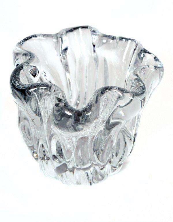 Free Form Glass Vase -Tapio Wirkkala