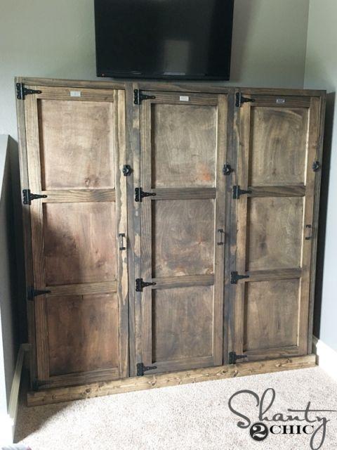DIY Locker System
