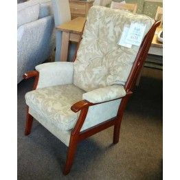Showroom Clearance Item Relax Seating Cambourne High Back Chair