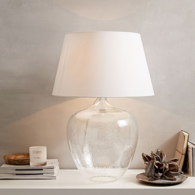 This Fabulous Statement Making Table Lamp Is A Must Have For The Hallway Or Living Room Made In Portu Table Lamp Lighting The White Company Lamps Living Room
