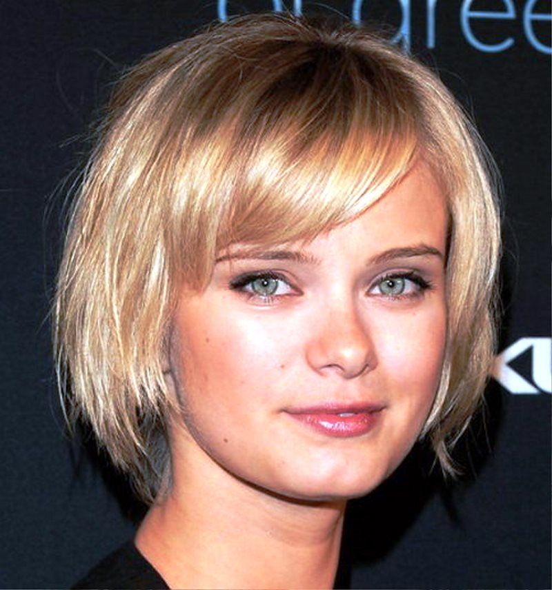 Layered Haircuts For Square Faces: Short Hairstyles For Square Faces - Google Search