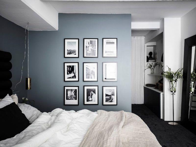 Open Inloopkast Slaapkamer : Half open inloopkast met u vormige opstelling inspo voor huis en