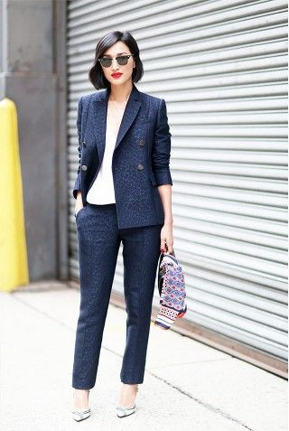 3-Second Styling Tricks to Look Instantly More Fashionable via @WhoWhatWear