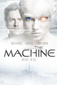 The Machine - incredible film, a real study of how technology affects us and where our next evolutionary jump may take us.