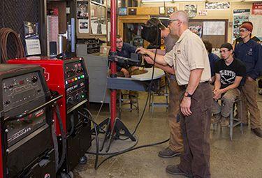 Lincoln Electric Vrtex Virtual Welding Training Virtual Welding