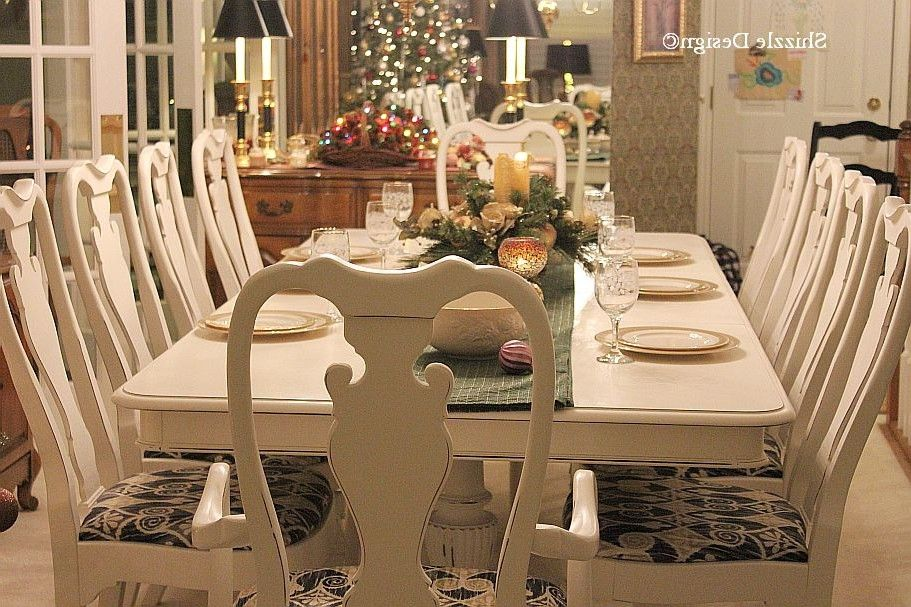 Antique White Dining Room Mesmerizing Page French Painted Dining Table Cm Antique White Fresh  Julian Design Ideas